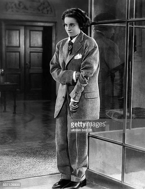 Bergner Elisabeth Actress Austria Scene from the movie 'Der Geiger von Florenz'' Directed by Paul Czinner Germany 1926 Produced by UniversumFilm AG...