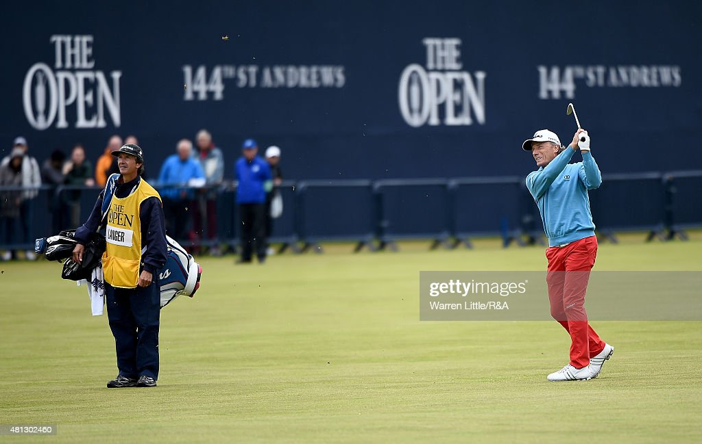 144th Open Championship - Round Three : News Photo