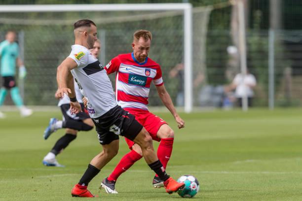 AUT: 1.FC Heidenheim vs SC Altach  - Pre-Season Friendly