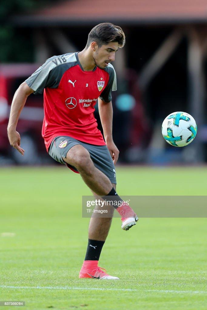 VfB Stuttgart Training Camp