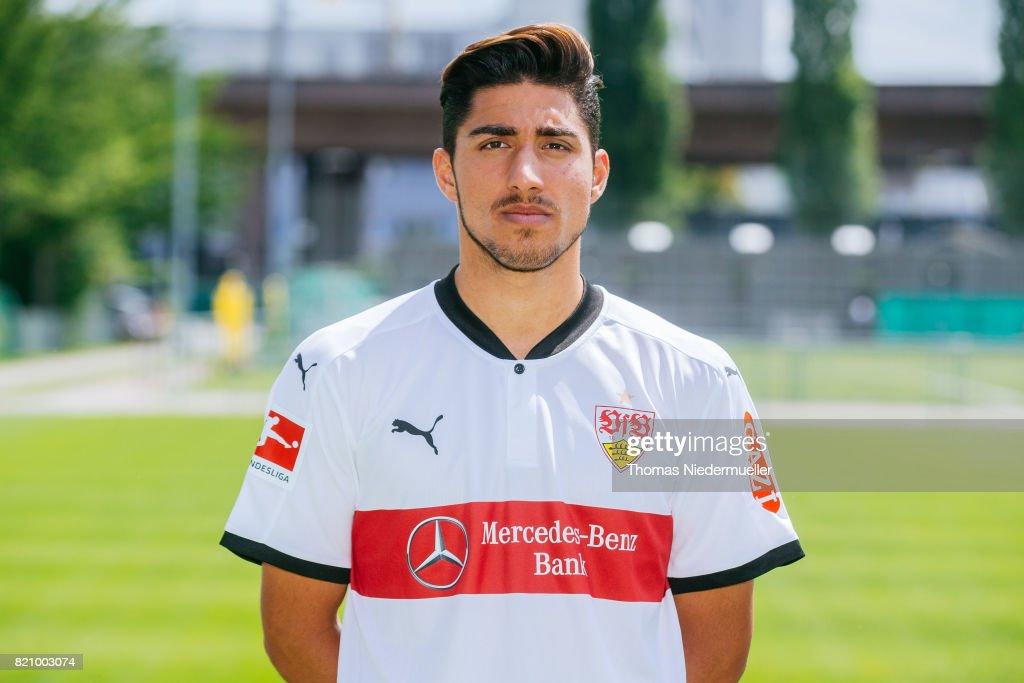 VfB Stuttgart - Team Presentation : ニュース写真