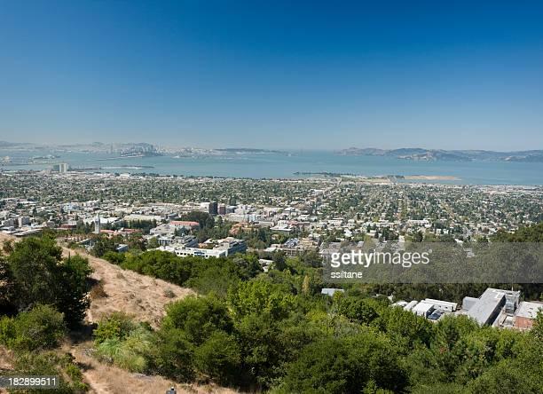 Berkeley, en Californie, le Golden Gate