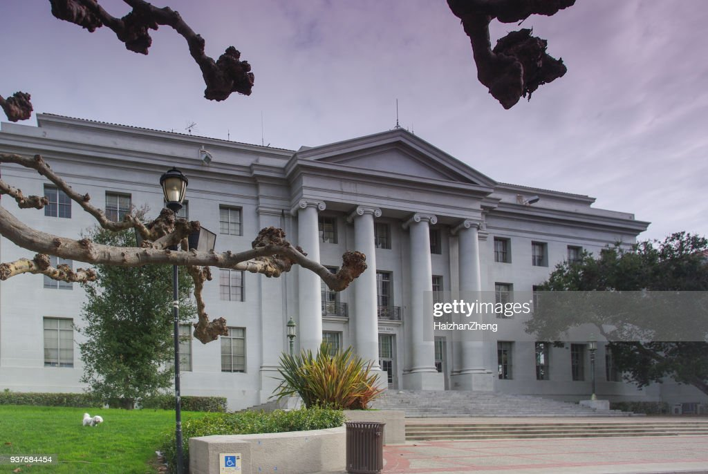 UC Berkeley (Californië) : Stockfoto