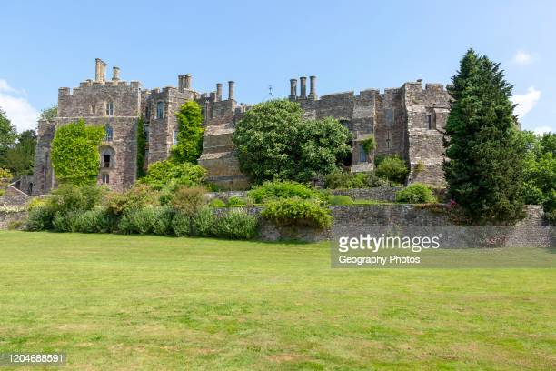 Berkeley castle Gloucestershire England UK built by Robert Fitzharding in 12th century