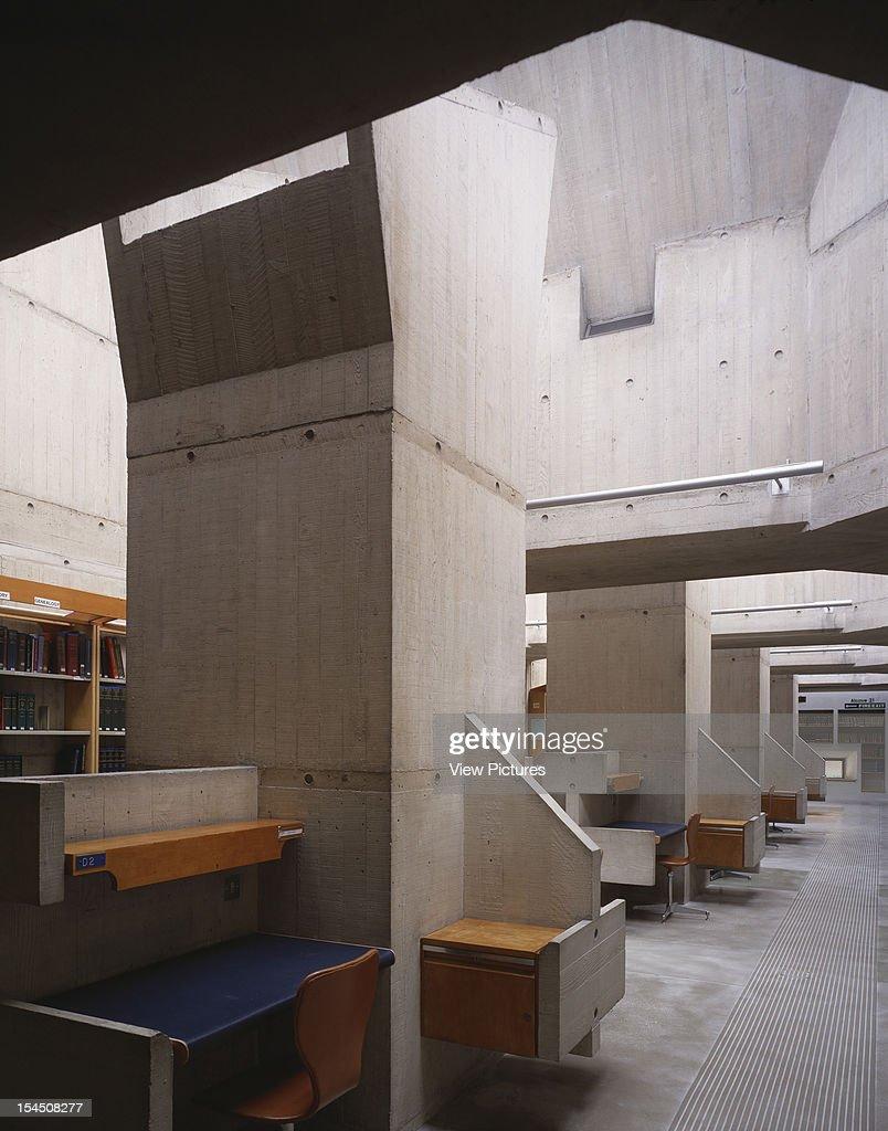Berkeley Library Trinity College Dublin Ireland Architect Abk