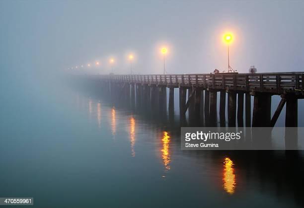 Berkeley Pier Dawn