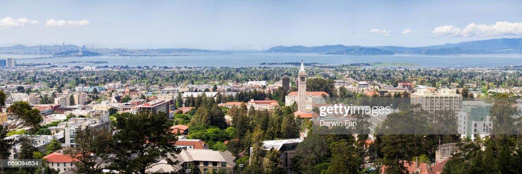 Berkeley Skyline : Stock Photo