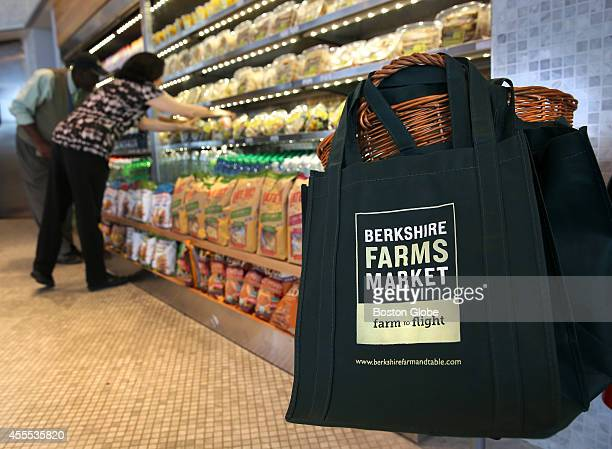 Berkshire Farms Market a retail shop at Logan Airport that has done extremely well in its inaugural year The shop sells local goods from the...