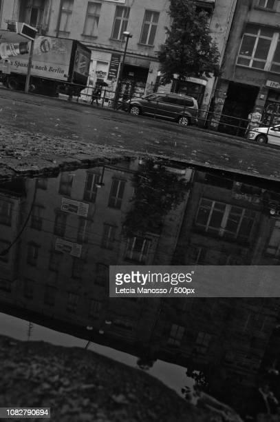 Berlim, chuva