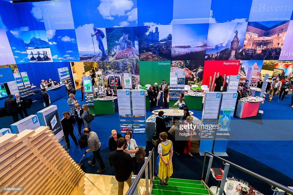 ITB Berlin 2016 : Stock Photo