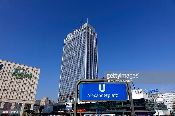 Berlin, Alexanderplatz, Germany