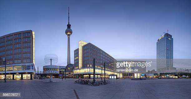 Berlin Alexanderplatz Panorama