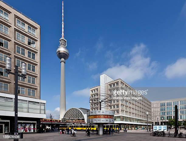 Berlin, Alexanderplatz.