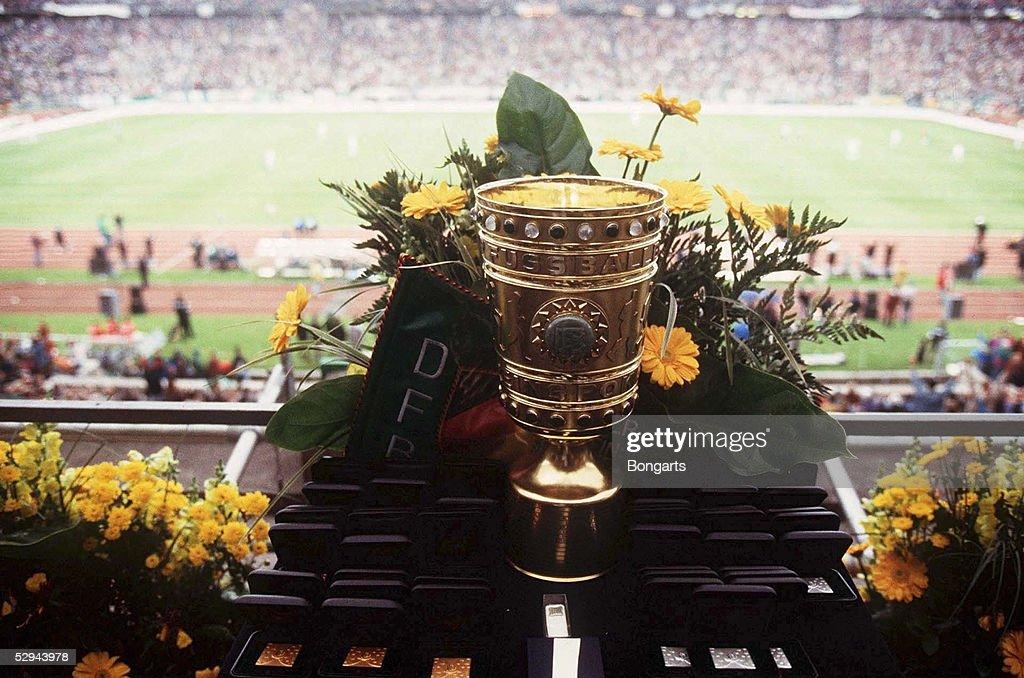 DFB POKALFINALE 1995 : News Photo