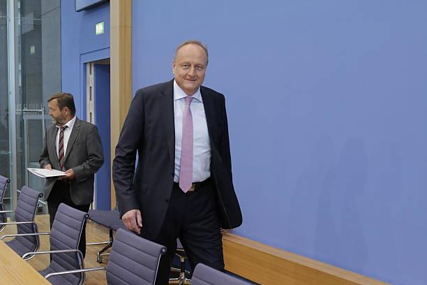 Wolfgang Vogel, Präsident des Sächsischen Landesbauernverband e.V. ...