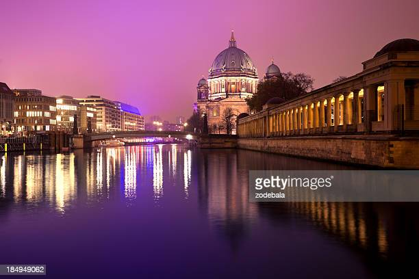 Berlin By Night, Museum Island and Dom