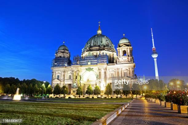 ベルリン大聖堂, ドイツ - ベルリン大聖堂 ストックフォトと画像