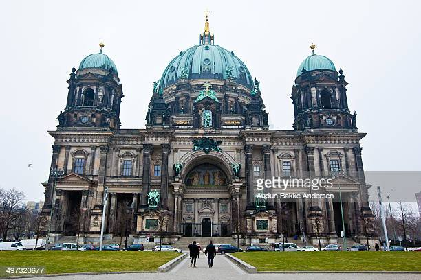 Berlin Cathedral is the short name for the Evangelical Supreme Parish and Collegiate Church in Berlin, Germany. It is located on Museum Island in the...