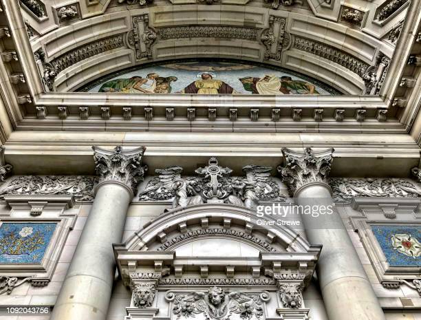 berlin cathedrals portico museum island berlin