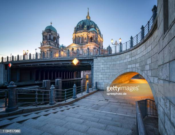berlin cathedral - berlin stock pictures, royalty-free photos & images