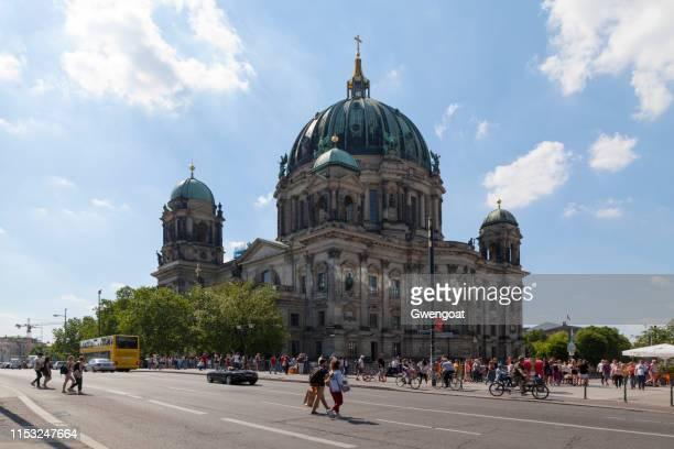 ベルリン大聖堂 - ベルリン大聖堂 ストックフォトと画像