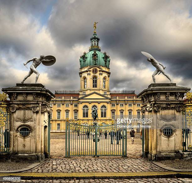 Berlin, Charlottenburg Castle.