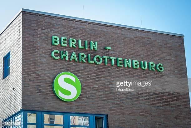 Berlin Charlottenburg station