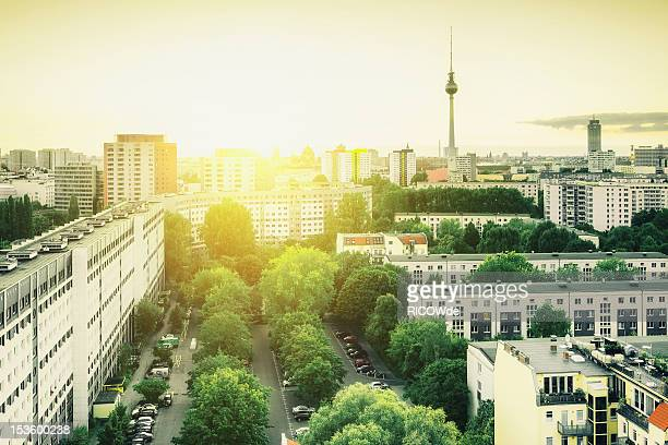 berlin city - lugar histórico - fotografias e filmes do acervo