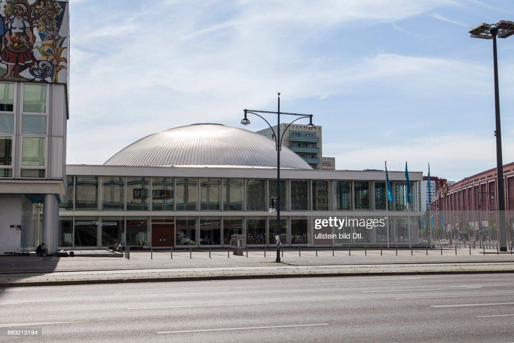 Berlin congress center bcc am Alexanderplatz : News Photo