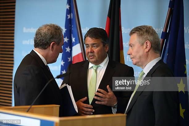 Berlin Die Translantische Handels-und Investitionspartnerschaft-ausgewogene Handelspolitik für wachstum, globale Arbeitnehmerrechte,...