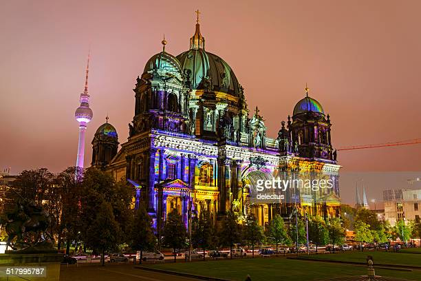 Berliner Dom-Festival of Lights 2014