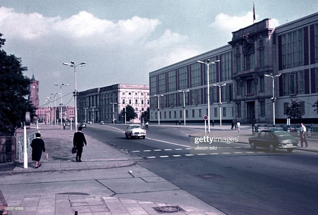 Berlin, East sector, State Council Building, East Berlin