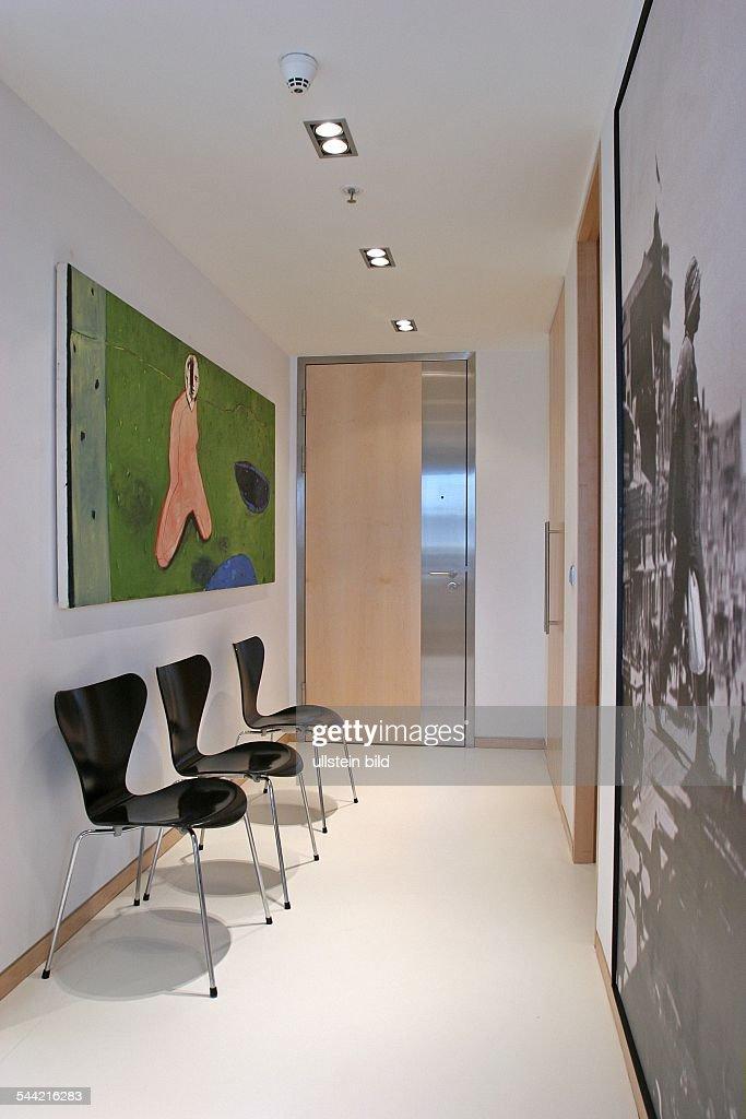 Berlin, Esplanade Residende Im Sony Center In Der Bellevuestrasse 1 Am  Potsdamer Platz. Exklusive