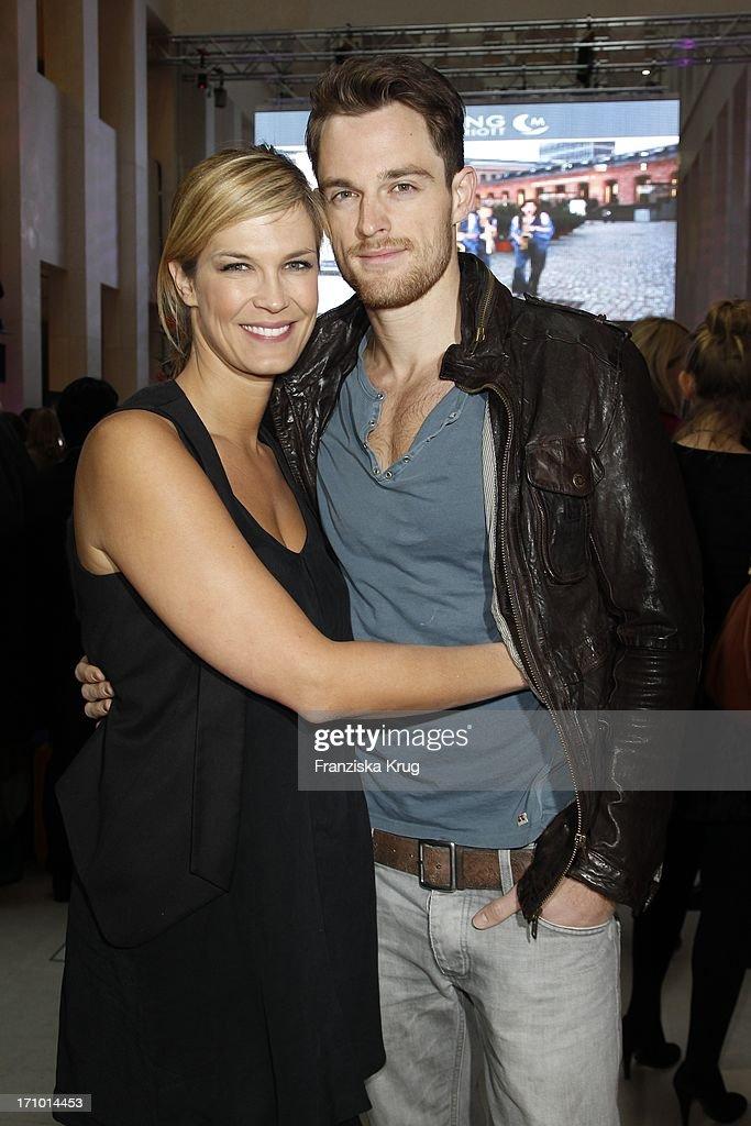 Verena Wriedt Und Freund Marcus Zierke Beim Gala Fashion Brunch In News Photo - Getty Images