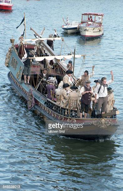GER Berlin Fest mit Booten