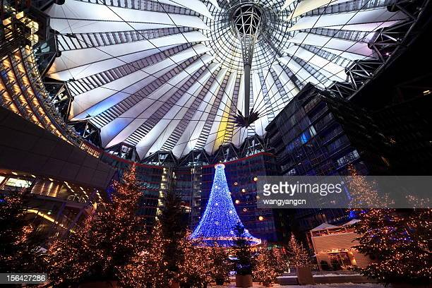 berlin, germany, europe - potsdamer platz stock pictures, royalty-free photos & images