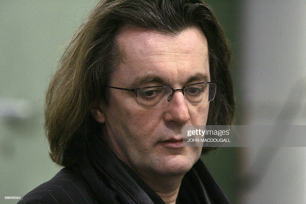 French composer Pascal Dusapin discusses : News Photo