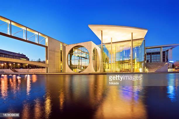 Berlin und Regierungsviertel