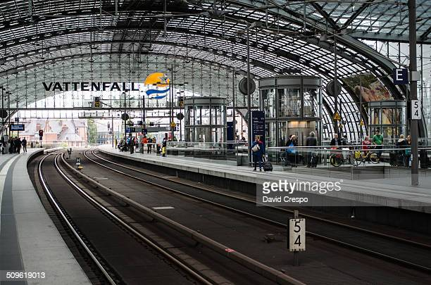 Berlin Hauptbahnhof is the main railway station in Berlin Germany It came into full operation two days after a ceremonial opening on 26 May 2006