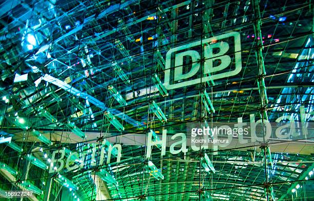 Berlin Hauptbahnhof Station