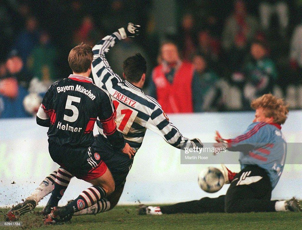 HERTHA BSC BERLIN - FC BAYERN MUENCHEN 1:0 : News Photo