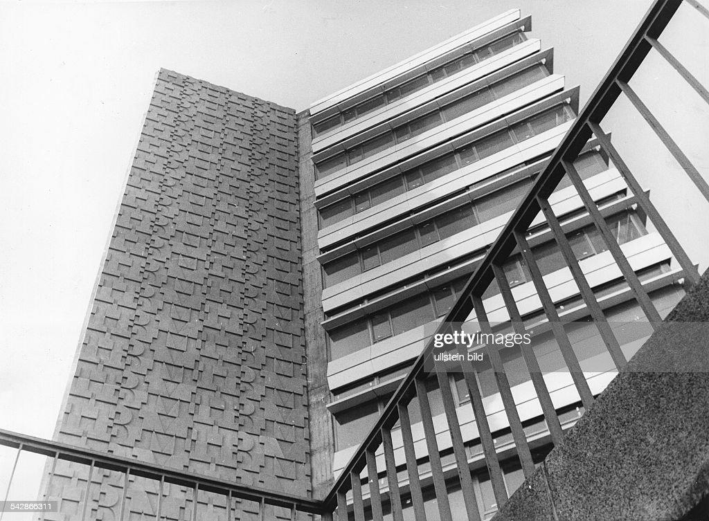 IBM-Haus Berlin : News Photo