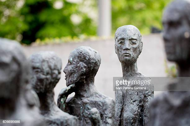 Berlin Jewish Cemetery Sculpture