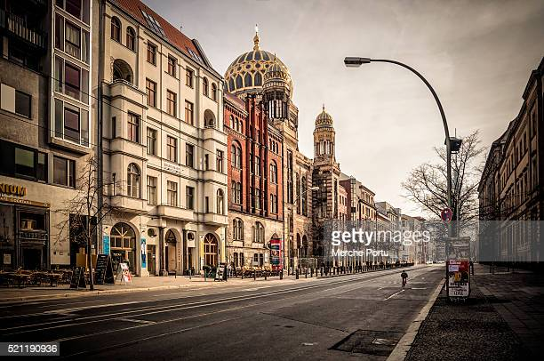 berlin jewish quarter - jewish museum stock pictures, royalty-free photos & images