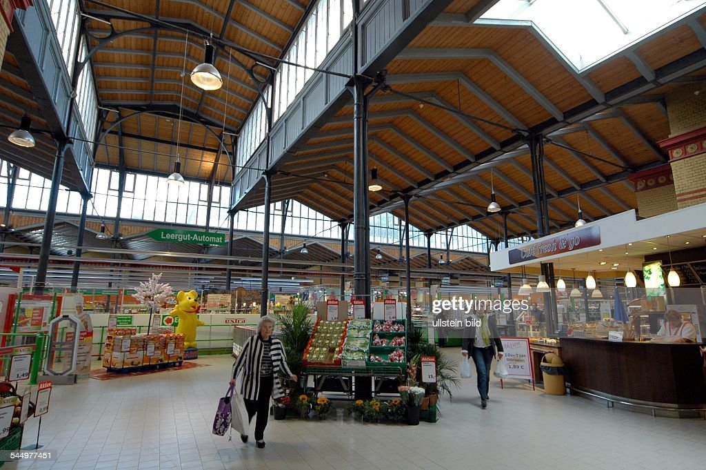 half off 55b30 21e8b market hall Ackerhalle with
