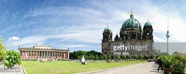 Berlin Mitte panorama