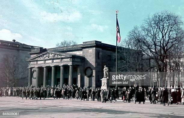 Berlin Neue Wache Unter den Linden 1939
