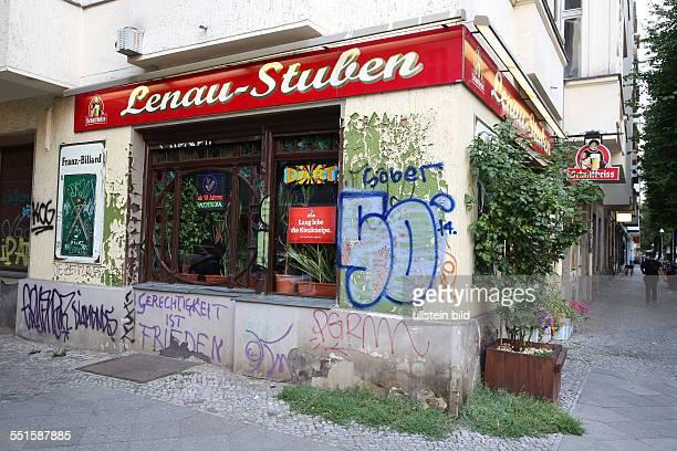 Die LenauStuben Eine typische Berliner Eckkneipe wie es zu früherer Zeit Tausende gab Nur noch wenige KiezKneipen schaffen ihr Überleben in die...