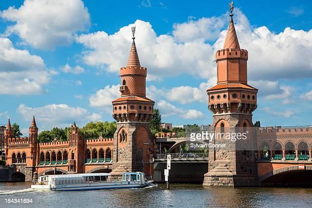 Berlin, Oberbaum Bridge
