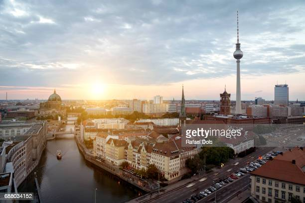 berlin - central berlin stock photos and pictures